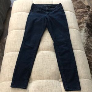 Old navy low rise skinny jean
